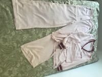 H&M PASTEL PINK SET OF TWO