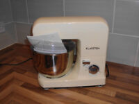 BRAND NEW KLARSTEIN FOOD MIXER.