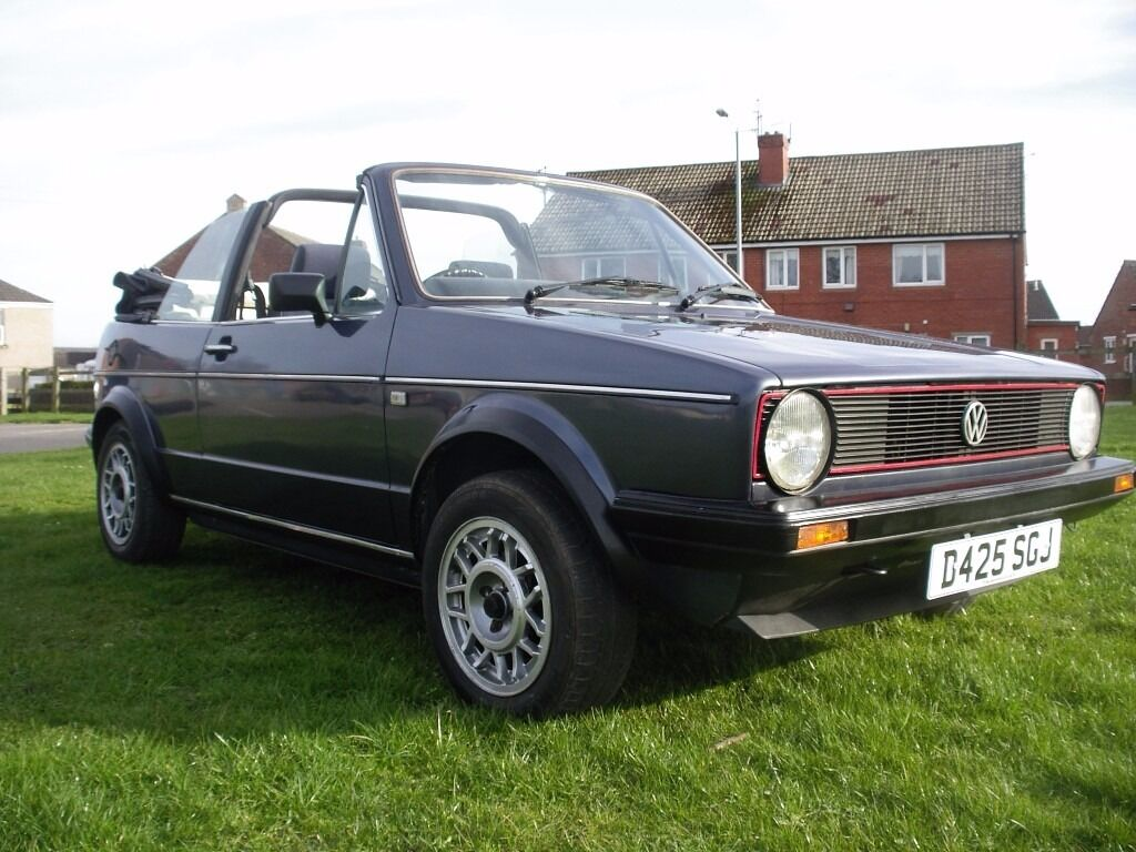 mk1 golf gti 1987 cabriolet helios blue hpi clear 81k miles may p ex in spennymoor county. Black Bedroom Furniture Sets. Home Design Ideas