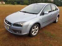 2005 Ford Focus 1.6 Zetec Climate with Full service history