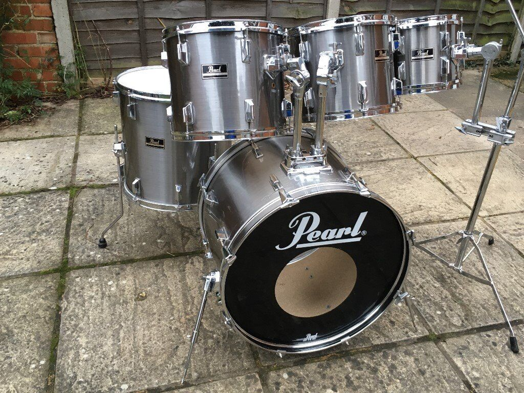 Pearl Export - 6 Drum Shell Pack - With 10