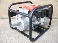 "Brand New 4-Stroke 50mm 2"" inch Petrol water pump. 163cc 5.5HP"