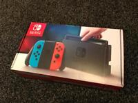 Perfect condition Nintendo Switch Console