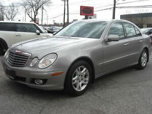 2007 Mercedes-Benz E-Class E320 Bluetec Diesel *Nav / Leather /