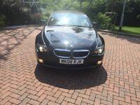 2008 BMW 630 I SPORT CONVERTIBLE
