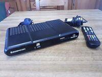Sagemcom Freesat HD TV Box
