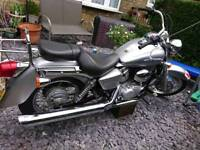 Honda shadow 2006 125cc motorcycle