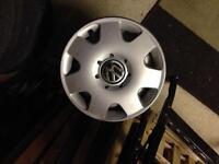 VW 14 WHEELS TRIMS