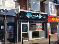Superior Ground Floor Shop To Let in Fashionable Queens Road, Clarendon Park,Close to Leicester City