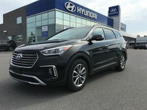 2017 Hyundai Santa Fe XL Luxury 7 Passenger *LEATHER-NAVIGATION*