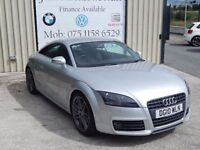 LATE 2010 AUDI TT 2.0 TFSI S LINE SPECIAL EDITION COUPE (FINANCE & WARRANTY AVAILABLE)