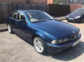 BMW E39 535i Auto