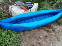 2 person kayak(two aavailable) £50 each