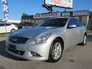 2010 Infiniti G37X Luxury ,NAVIGATION