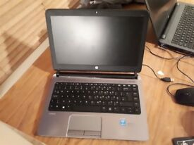 HP ProBook 430 G1 Laptop Core i5-4300U 1.90GHz 128GB SSD Windows 10 4GB; Pick up from N19 4SY