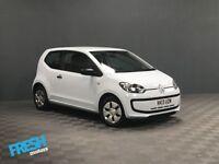 Volkswagen VW UP 1.0 TAKE UP 3dr 2013 - 12 Months MOT upon sale