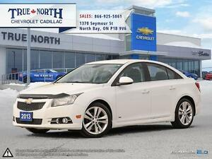 2013 Chevrolet Cruze LT Turbo FWD - HEATED SEATS