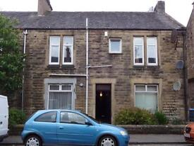 Fully Furnished 1 Bedroom Flat, Oswald Street, Falkirk Town Centre. Free Parking.