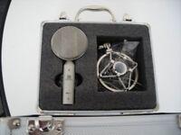 PRONOMIC RIBBON MICROPHONE-UNUSED-MANCHESTER