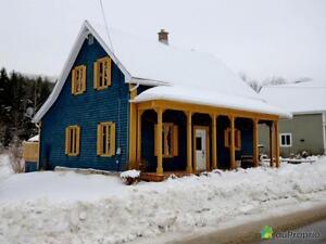 175 000$ - Maison à un étage et demi à Canton de Stanstead