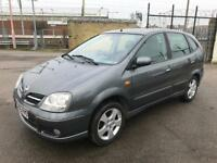 Nissan Almera 1.8 Manual Petrol 2005