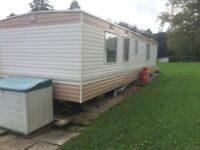 2 BEDROOM 6 BERTH STATIC CARAVAN