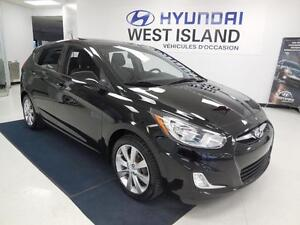 2013 Hyundai Accent GLS À Hayon/Hatchback MAGS/TOIT 43$/semaine