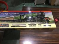 ¥¥¥¥HORNBY FLYING SCOTSMAN ELECTRIC TRAINSET¥¥¥¥£100