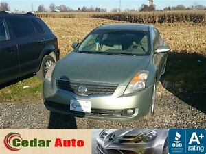 2007 Nissan Altima 3.5 SE  - Manual - Navigation - Rear Camera