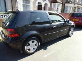 Vw Golf 1.9 Tdi Manual Black
