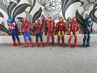Marvell large toys