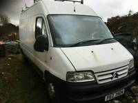05 Citroen Relay 2.2 *** BREAKING