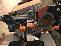 Evolution Rage 3 Sliding Mitre Saw