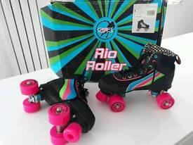 SFR Rio Roller Skates size 6