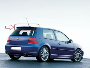 vw golf iv 4 r32 apparance aileron becquet spoiler ebay. Black Bedroom Furniture Sets. Home Design Ideas