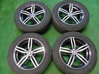 "BMW M6 SPORT 16"" ALLOY WHEELS"