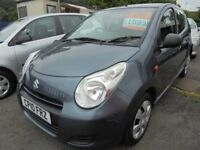 Suzuki Alto SZ3 1.0 2010 5 Door Hatchback, Only £20 per year road tax, Lower insurance