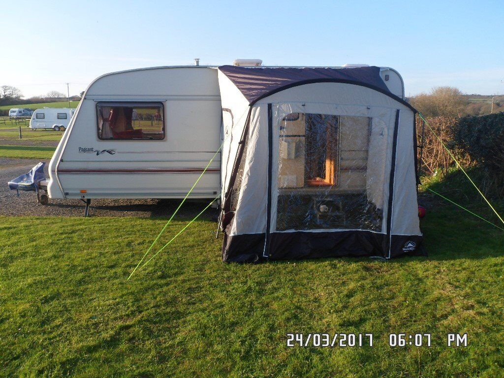 Sunn Camp Swift 260 Deluxe Porch Awning
