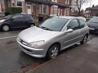 2003 Peugeot 206 1.4 hdi Style Diesel (£30 year road tax) 306 307 207 D