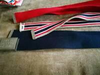 Superdry belt set with 3 belts