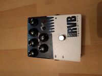 Tech 21 RVB Reverb - Guitar Effects Pedal - low price!