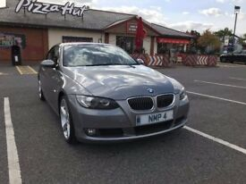 BMW 325i CONVERTIBLE,RED LEATHERS 2009
