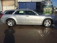 Chrysler 300 CRD diesel 2007 new MOT