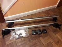 Atera SIGNO ASF Fixpoint aluminium bars no. AR5130. Ford Focus mark 2 (2004-2011) - now - £125 new
