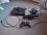 x box 360 250mb plus games and extras