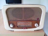 Retro radio 40s / 50s