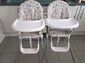 Mamas & Papas High Chairs