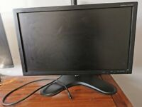 MultiSync EA232WMI monitor with DIHL monitor stand- Used