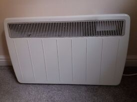 Dimplex wall mounted convector heater