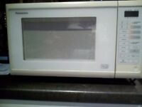PANASONIC MULTIFUNCTION MICROWAVE OVEN